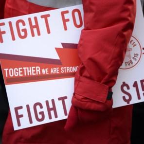 'Aalmoes' is splijtzwam voor vakbonden