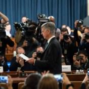 Diplomaten herhalen in openbare verhoren zorgen over 'verontrustend machtsmisbruik' door Trump