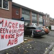 Extra politiecontroles aan toekomstig asielcentrum in Dormaal