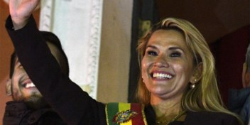 Boliviaanse senatrice Jeanine Añez interim-president, ondanks boycot