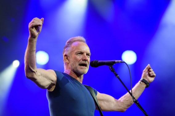 'Verzekering vroeg of Sting niet kon playbacken'