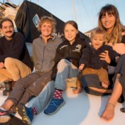 Greta Thunberg vertrekt naar klimaattop in Madrid met catamaran