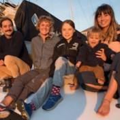 Greta Thunberg heeft plaatsje op catamaran naar Europa beet