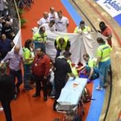 Drie kleine hersenbloedingen voor Gerben Thijssen na val in Zesdaagse van Gent