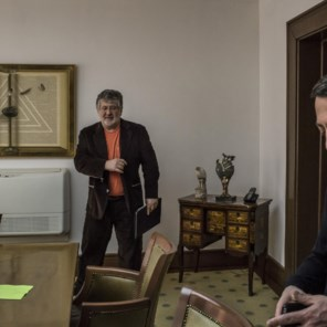 'Vloekwaterval' omarmt Poetin