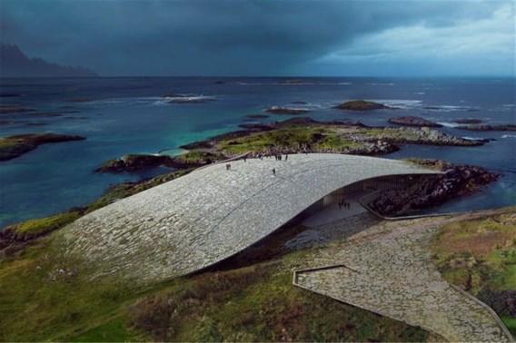 Noorwegen krijgt er nieuwe attractie voor liefhebbers van walvissen bij