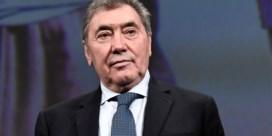 """Eddy Merckx heeft het ziekenhuis in Dendermonde verlaten: """"Hij is blij dat hij naar huis kan"""""""