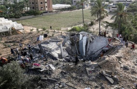 Dodentol Israëlische raids op Gaza stijgt naar 32