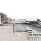 Venetië, de zinkende stad, wacht op de dam van 5,5 miljard