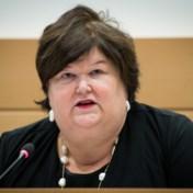 De Block over brandstichting Bilzen: 'Sommige woorden zijn niet onschuldig'