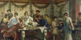 Romeinen kwamen uit het oosten