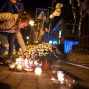'Warm Bilzen' voert actie aan asielcentrum: 'Tegen haat en geweld'
