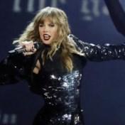 Taylor Swift mag geen Taylor Swift zingen