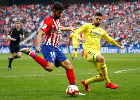 Rechter steekt stokje voor duel tussen Villarreal en Atlético Madrid in Miami