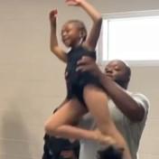 Video van vaders en dochters die samen ballet dansen gaat viraal