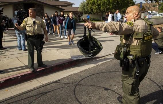 16-jarige schutter Californische school is aan verwondingen bezweken