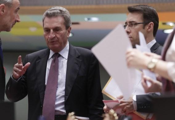 Onderhandelingen Europese begroting leveren voorlopig geen resultaat op