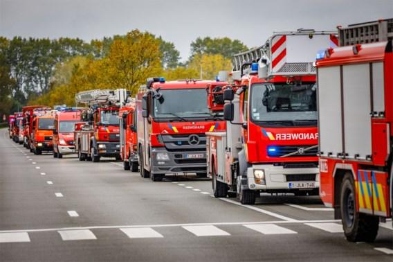 Inbrekers stelen levensreddend materiaal uit kazerne Antwerpse brandweer