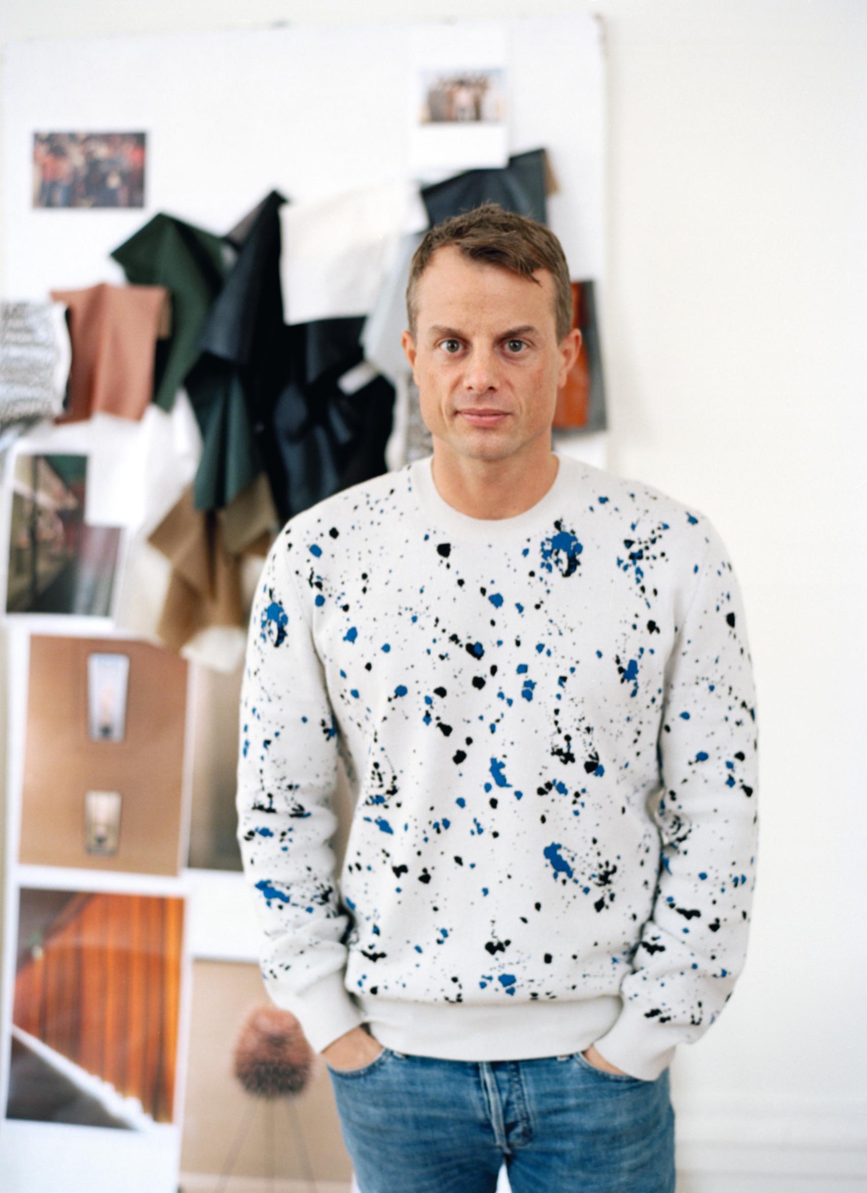 Modeontwerper Christian Wijnants: 'Mode is echt geen kunst' - De Standaard