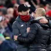 Jürgen Klopp overvleugelt Pep Guardiola