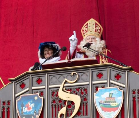 Sinterklaas komt aan in Antwerpen: 'Geen stoute kinderen!'
