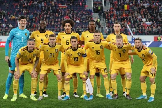 Buitenlandse pers lovend over Rode Duivels: 'Sprankelend voetbal, één van de favorieten voor het EK'