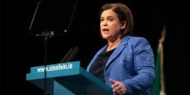 Sinn Fein wil binnen de vijf jaar referendum over eenheid van Ierland