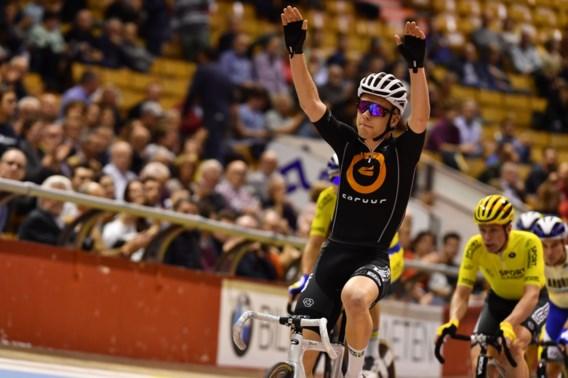 """Gentenaar Jules Hesters, de """"nieuwe Iljo Keisse"""", geniet en schittert: """"Vele renners dromen van de Tour, ik van de Zesdaagse"""""""