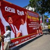 Rajapaksa eist verkiezingsoverwinning op in Sri Lanka