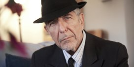 Een laatste wals met Leonard Cohen