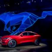 Mustang gaat strijd aan met Tesla