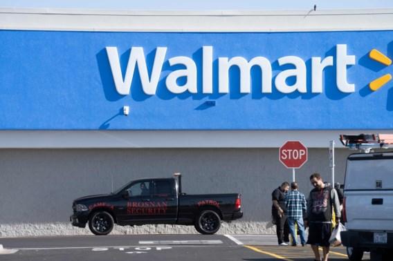 Drie doden bij schietpartij aan Walmart in Oklahoma