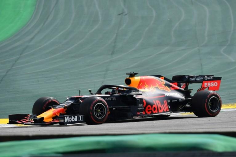 Max Verstappen wint spectaculaire GP van Brazilië: Ferrari's rijden elkaar uit de race, verrassende namen op podium