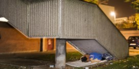 Minder huisjesmelkers, meer daklozen