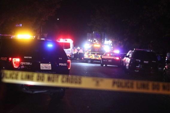 Doden en gewonden bij schietpartij footballparty in Californië