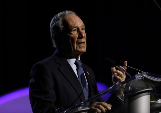 Bloomberg verontschuldigt zich voor politie-aanpak die Latino's en zwarten viseerde