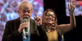 Lula roept Brazilianen op strijd voort te zetten
