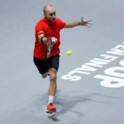 Steve Darcis schenkt België voortvarende start in vernieuwde Davis Cup