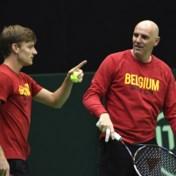 Met kin omhoog naar Davis Cup nieuwe stijl