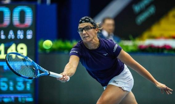 Kirsten Flipkens wint in Houston tweede WTA-toernooi in haar carrière