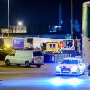 Zowat 25 verstekelingen in koelcontainer op vrachtschip gevonden