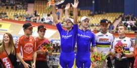Zesdaagse winnaar 'Team Veggie' bewijst dat topsport ook zonder vlees kan
