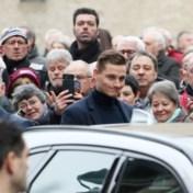 Wielerwereld neemt afscheid van Poulidor, emotionele woorden van Mathieu van der Poel
