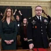 Militair die telefoongesprek van Trump met Oekraïense president volgde: 'Ongepast'