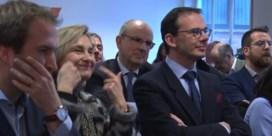 Hilde Crevits maant ook verliezende kandidaten aan om te blijven lachen