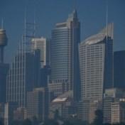 Sydney gehuld in giftige nevel, brandweer zet zich schrap voor nog meer brandgevaar