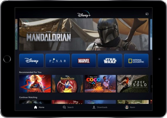 Groot veiligheidslek bij Disney+, accounts verkocht op darknet