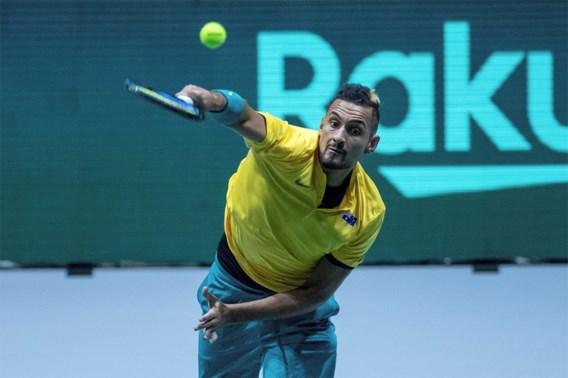 Ook Australië rekent al na twee enkelspelen af met Colombia, woensdag clash om groepswinst in Davis Cup