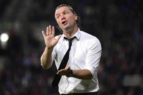Vreven nieuwe coach bij Lokeren: