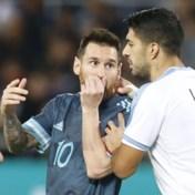Argentinië speelt in omstreden duel in Tel Aviv gelijk tegen Uruguay: iedereen spreekt over dribbel van Messi